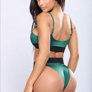 NWT fashion nova bikini